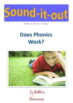 Phonics - Does it Work?