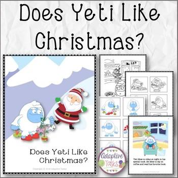Does Yeti Like Christmas?