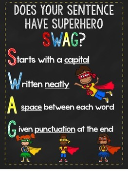 Does Your Sentence Have Swag? Poster