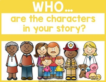 Does Your Story Answer These Questions?