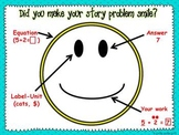 Does Your Story Problem Smile?