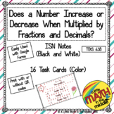 Does a Number Increase or Decrease When Multiplied by a Fr