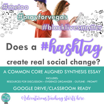 does a hashtag create real social change a inquiry based  does a hashtag create real social change a inquiry based synthesis essay