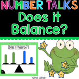Does it Balance? - Number Talks