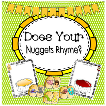 Phonemic Awareness-Rhyming - To Rhyme or Not to Rhyme? That is the Question!