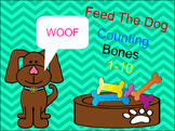 Dog  Bone Counting 1-10