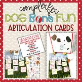 Dog Bone Fun COMPLETE Articulation Set