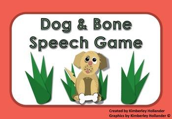 Dog & Bone Speech Game
