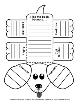 Dog Book Report