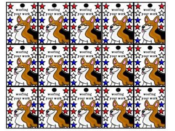 Dog Brag Tags- FREE