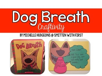 Dog Breath Book Craftivity