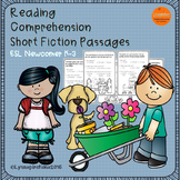 ESL Reading Comprehension Passages and Questions - Just For Fun!