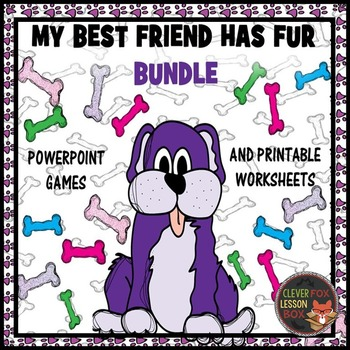 Dogs - PowerPoint Game Bundle