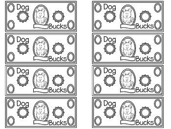 Dog Bucks