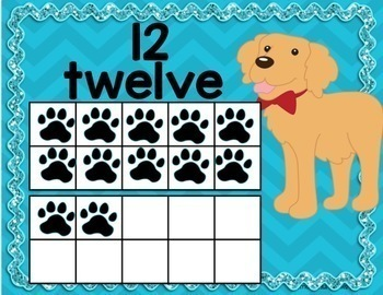 Must Love Dogs Classroom Decor Editable