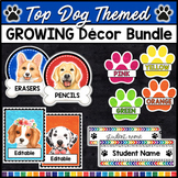 Dog Classroom Decor Bundle
