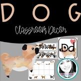 Dog Classroom Theme Decor!