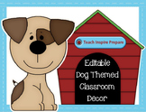 Dog Classroom Theme Decorations