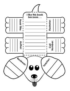 Dog Book Report