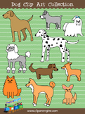 Dog Clip Art Collection
