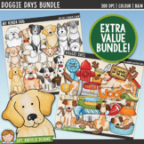 Dog Clip Art Bundle