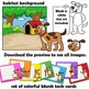 Dog Clip Art with Signs
