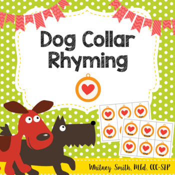 Dog Collar Rhyming