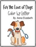Dog Color by Letter