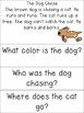 Dog Comprehension Stories for Early Childhood