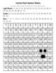 Dog Corgi Hundred Chart Mystery Picture with Number Cards for Support