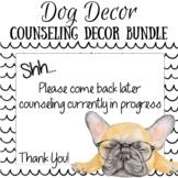 Dog Counseling Decor