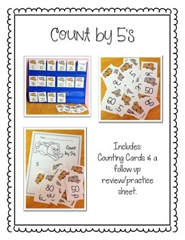 Dog Crazy! 15 Math Centers - Numbers, Telling Time, Money, Math Facts and More!