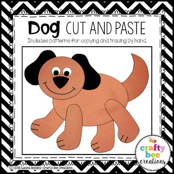 Dog Cut and Paste