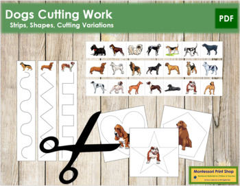 Dog Cutting Strips