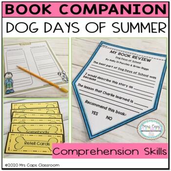 Dog Days of School ~ A Book Companion