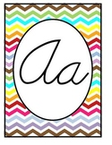 Classroom Decor Dog Dayz ABC Welcome and Print Letters
