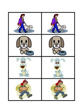 Dog Describing Game