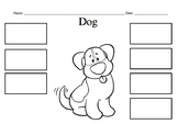 Dog Diagram: Label the Parts of a Dog
