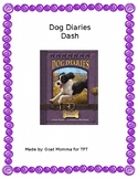 Dog Diaries- Dash Novel Literature Guide