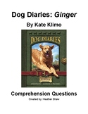 Dog Diaries: Ginger