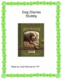 Dog Diaries- Stubby Novel Literature Guide