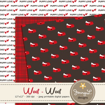 Dog Digital papers