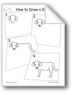 Dog (Draw Then Write)