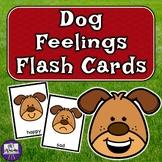 Dog Feelings Flashcards