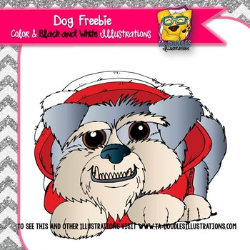 Dog Freebie clipart