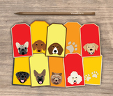 Dog Gift Tags - 10 Handmade Illustrated Pet Hang Tags For DIY Gift Wrapping