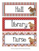 Dog Gone Cute Hall Passes