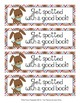 Dog Gone Cute Puppy Theme Bookmarks