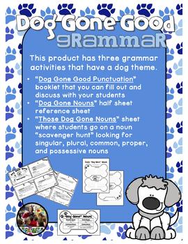 Dog Gone Good Grammar