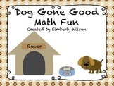 Dog Gone Good Math Fun